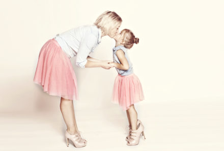 Mommy+Me Shooting Studio